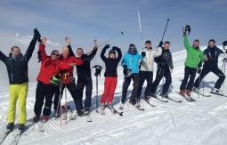 Ski Safari 2013